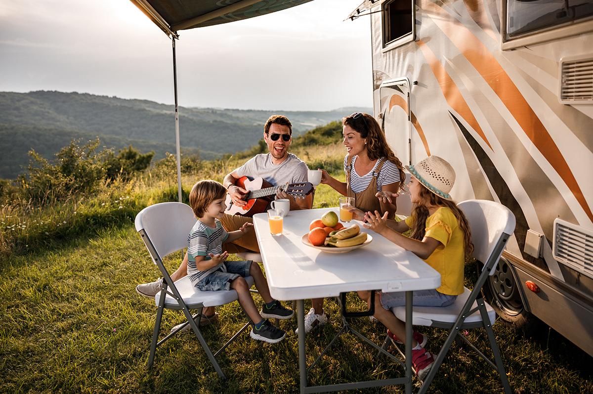 Camper Idenburg